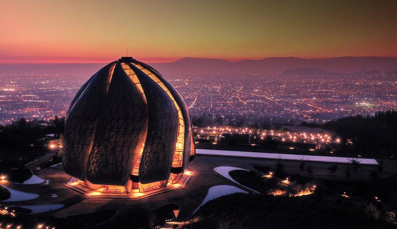 Chile Temple