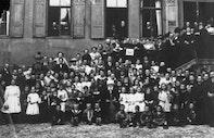 The Development of the Bahá'í Community in the time of 'Abdu'l‑Bahá