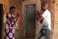 Youth in Sierra Leone produce film to protect community against coronavirus
