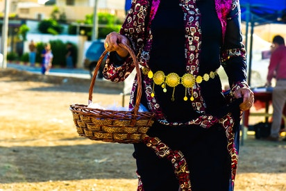 Célébration à Erbil