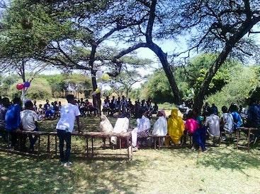 Chanson composée en Éthiopie pour le bicentenaire
