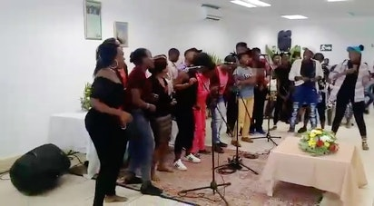 Célébrations à Mafikeng
