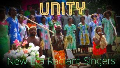 Chansons composées par des vocalistes locaux et des groupes de musique de Vanuatu à propos de Bahá'u'lláh