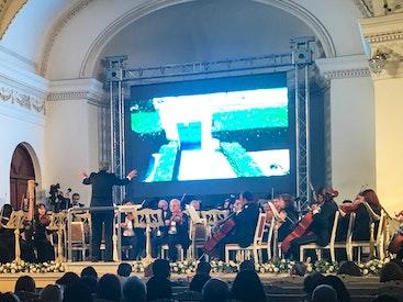Célébration de la naissance de Bahá'u'lláh à Baku