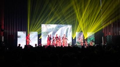 Concert national du bicentenaire pour débuter les célébrations