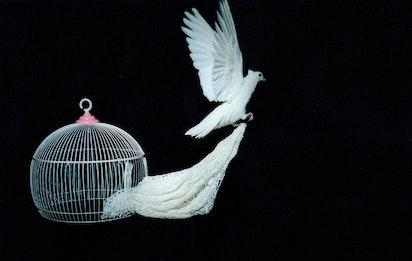 Des prisonniers de conscience en Iran tissent un magnifique crochet en soie