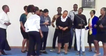 Groupes de chorale du Botswana