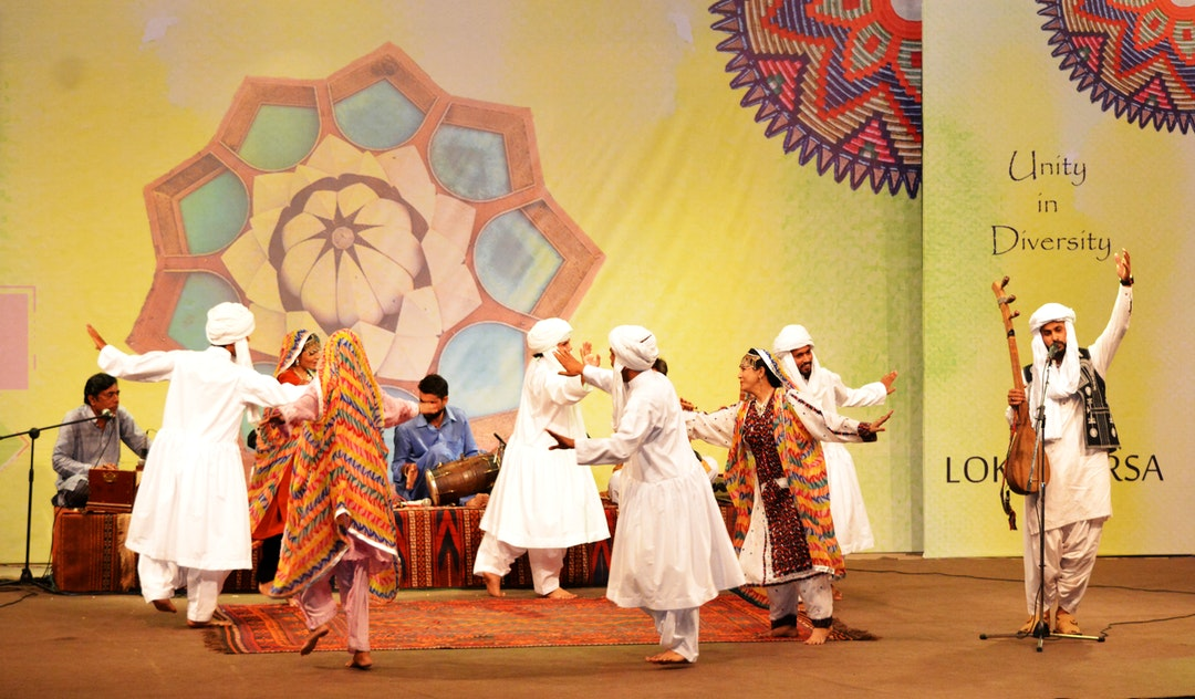 Culture and arts come together in Pakistan celebration