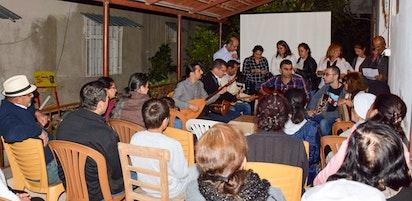 La musique remplie les célébrations en Turquie